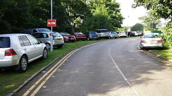 Britannia Leeds Bradford Airport: car park