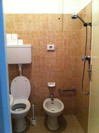 Hotel Desire: bagno