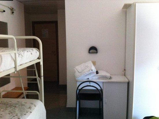 Hotel Desire: camera