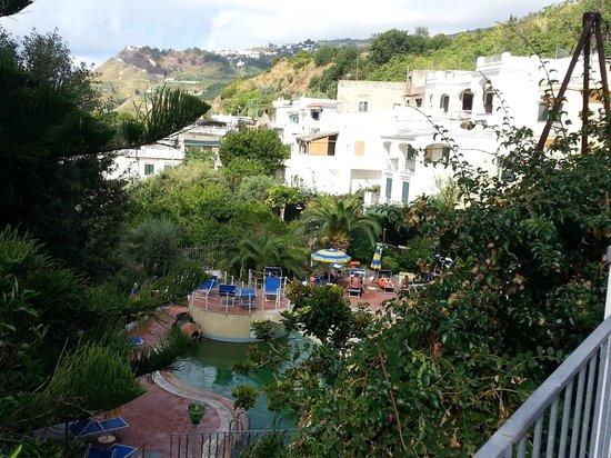 Hotel Saint Raphael : scorcio piscina