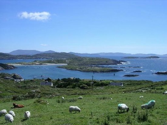 Sneem, Irland: Ring of Kerry