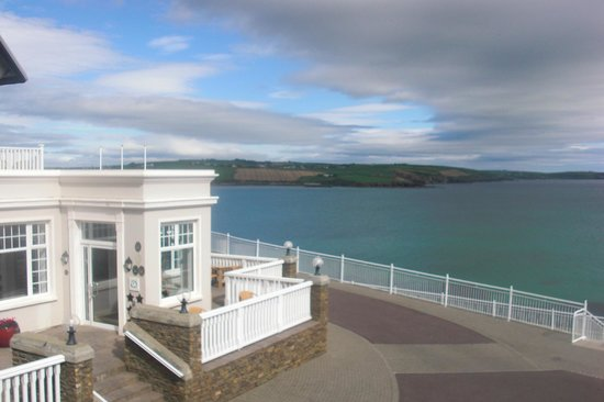 Dunmore House Hotel: View from room