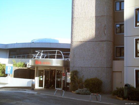 Ibis Tours Centre Gare: Hotel