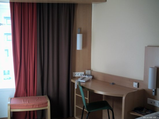 Ibis Tours Centre Gare: Room