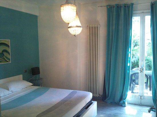B&B Riad Sarnico : Bedroom