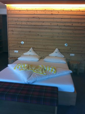 Hotel Valserhof: vitalpina suite