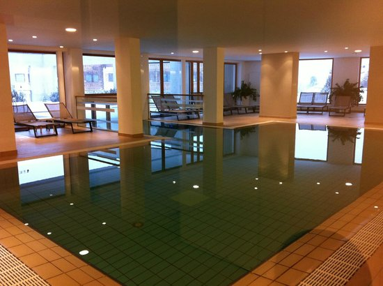Hotel Valserhof: .