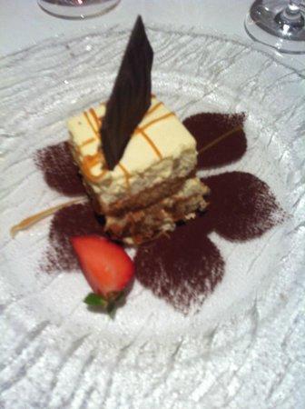 Hotel Valserhof: Dessert