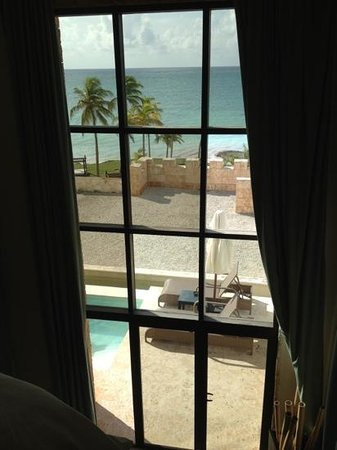Sanctuary Cap Cana by AlSol: imperial suite One bedroom (3038) - View from the bed