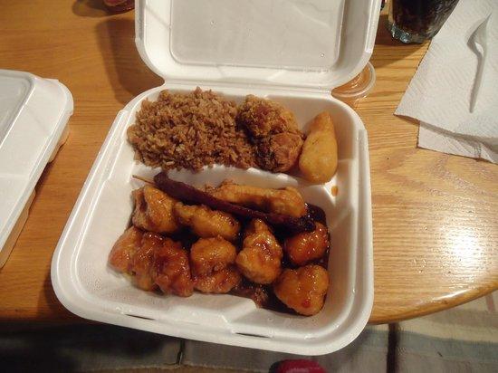 Panda Garden Chinese Restaurant Conway Restaurant Reviews Phone