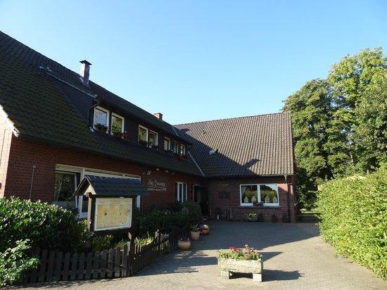 Landhotel Zur Gronenburg : Entrance