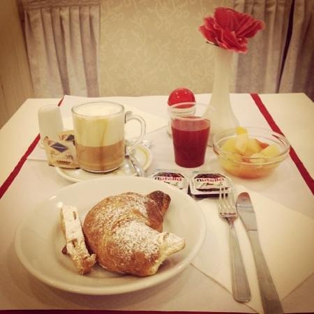 Hotel Birillo: la mia ultima colazione :)