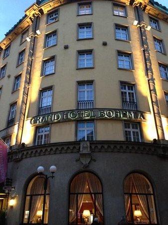 Grand Hotel Bohemia: Excelente hotel!