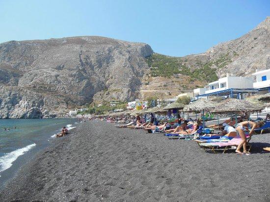Sunshine Hotel: spiaggia
