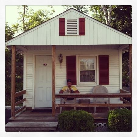 Seven Dwarfs Motel & Cabins : esterno