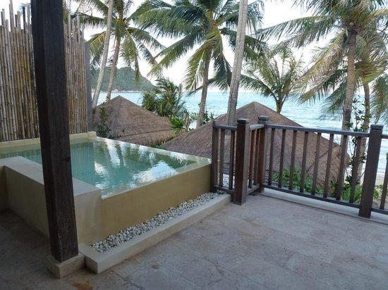Anantara Rasananda Koh Phangan Villas: Piscine de la villa