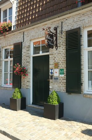 """when visiting historical Veurne, it is a """"MUST"""" to stay at B&B Auberge De Klasse****"""