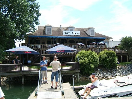 Photo of American Restaurant Rusty Rudder at 20210 Henderson Rd, Cornelius, NC 28031, United States