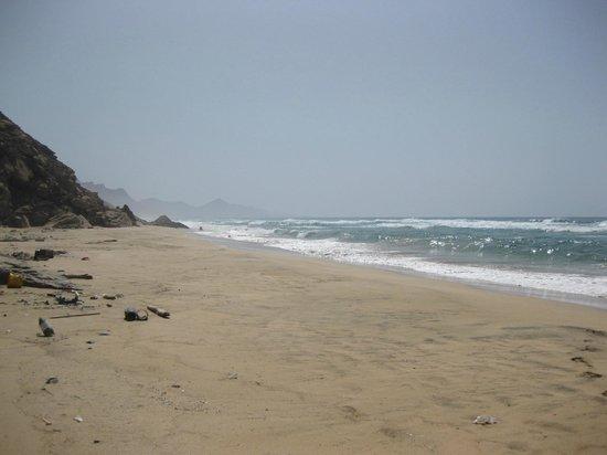 Playa de Cofete: La playa