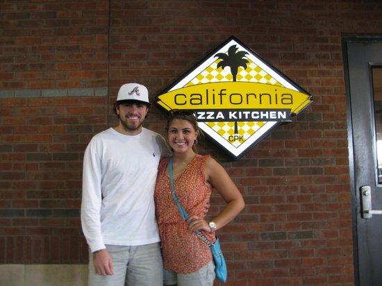 California Pizza Kitchen, Green Hills - Picture of California Pizza ...