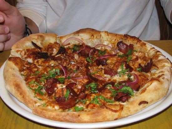 California Pizza Kitchen Nashville Green Hills Menu