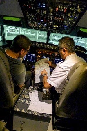 Simuteca: Simulador de vuelo