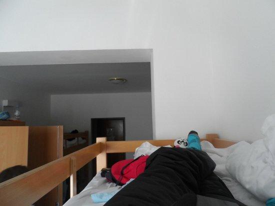 Junges Hotel: room