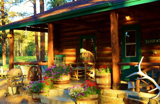 BackRoads Inn & Cabins : cabin