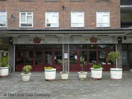La Rosetta Restaurant Brentford