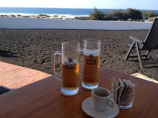 Restaurante y Bar La Gran Ola : break time