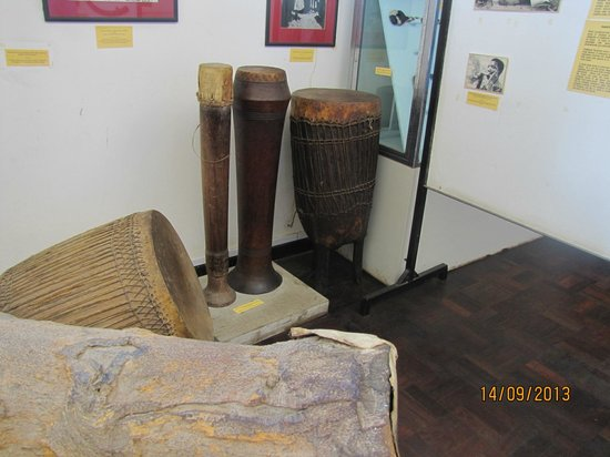 National Museum: Ethnography