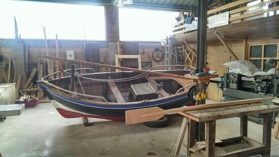 Etaples, فرنسا: bateau restauré