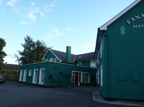 Fanad House: the outside