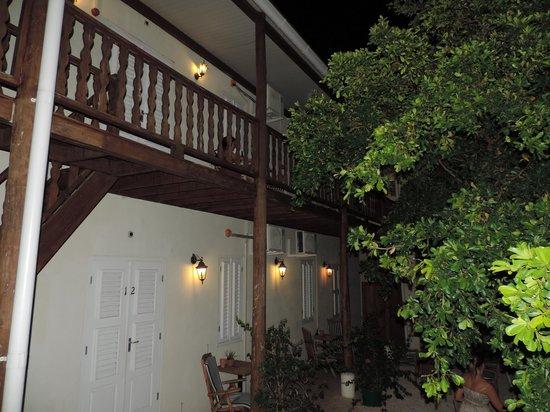Hotel Scharloo: Apartamentos com varanda