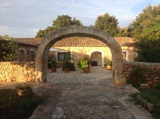 Agroturismo Son Pons: Rooms 7,8 & 9... in a separate building 50m from the main house