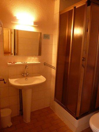 Le Montagnou : Salle de bain
