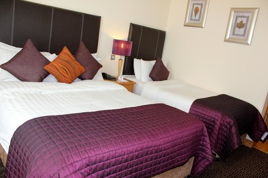 Harbour Hotel Galway: Comfy beds