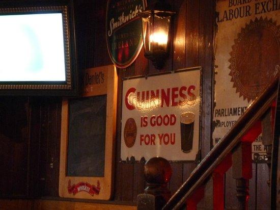 Matt The Millers Bar & Restaurant: inside