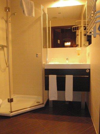 Hotel Swing : baño