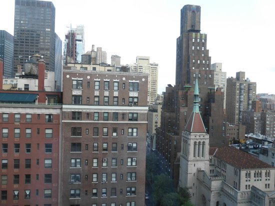 IBEROSTAR 70 Park Avenue Hotel: View from the 15th floor