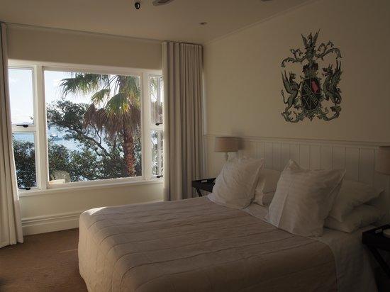 Duke of Marlborough Hotel: The bed