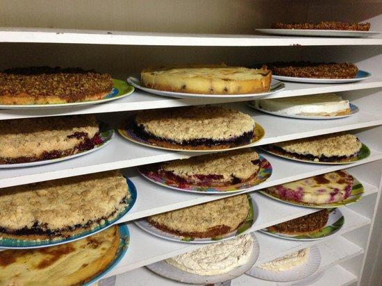 Kuchenladen: Variedades de Kuchen