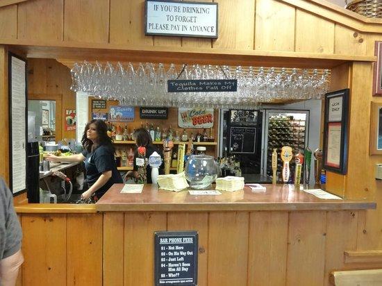 The Steakhouse : Bar