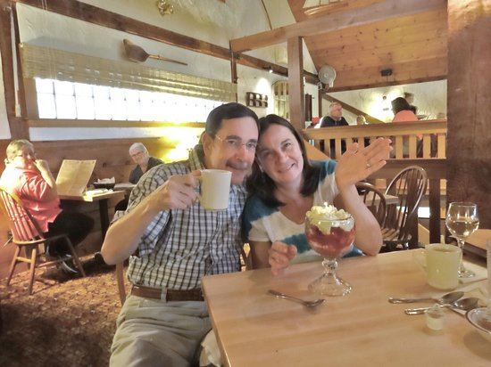 The Steakhouse : Our 19th Anniversary Dinner