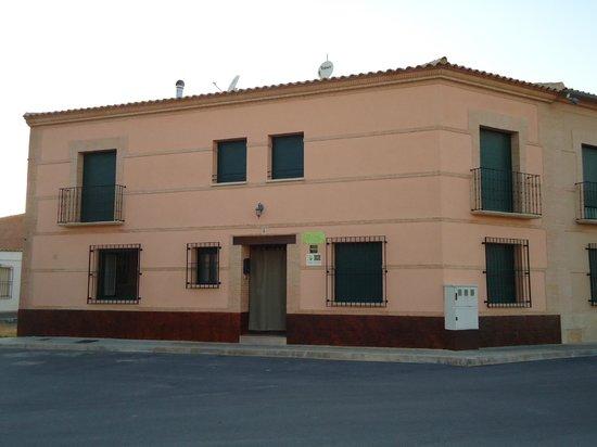 Casa Rural La ViNa De Almagro: FACHADA