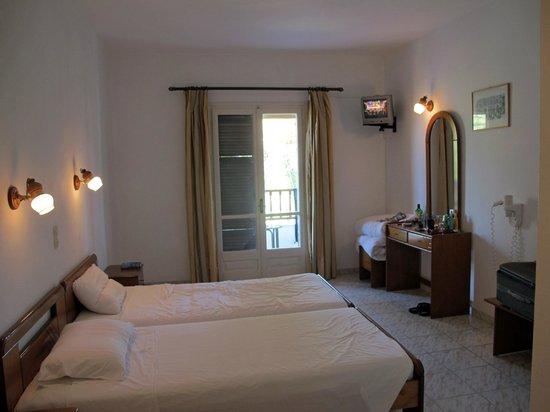 Acharavi Beach Hotel: Стандартный номер