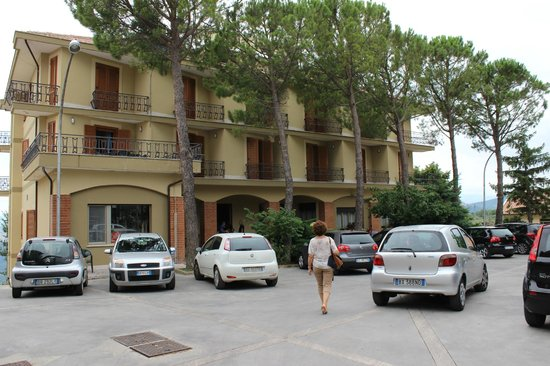 Hotel Vittoria Di Patricia Ann Sanders