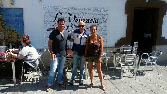 La Venencia: Sitio de tapas en el centro del Puerto de Santa Maria