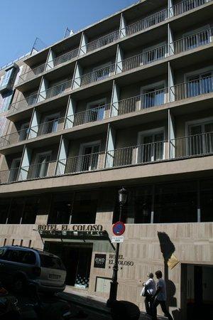 hotel exe el coloso hotel