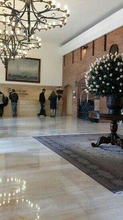 Estelar Apartamentos Bogota: Lobby Hotel Estelar La Fontana